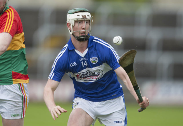 Ross King was in fine form for Laois today against Meath
