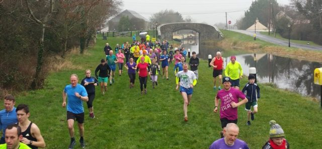Vicarstown man John Scully has been recognised for the success of parkrun