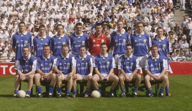 Laois team from 2003