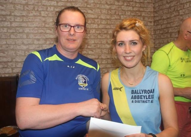 Kate McDonald, left, is the latest feature of our My Club & I