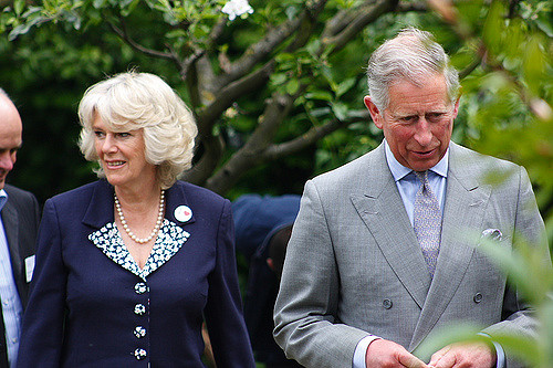 Britain's Prince Charles and Camilla, Duchess of Cornwall, will be in Kilkenny today