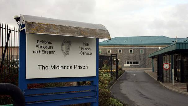 Midlands Prison the scene of a mass brawl according to reports