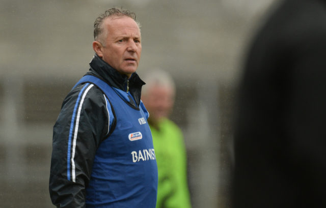 Mick Lillis was in charge last year