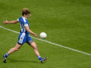 Aileen O'Loughlin in confident the Laois Ladies can tackle Dublin in Timahoe tomorrow