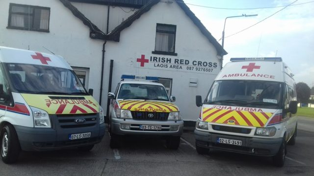 Laois Red Cross aiming to break Guinness World Record
