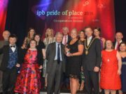 Some of the winners at the IPB All-Island Pride of Place