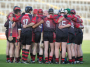 Shanahoe Gaels took on Windgap of Kilkenny in the the Leinster Hurling Division 3 league final today