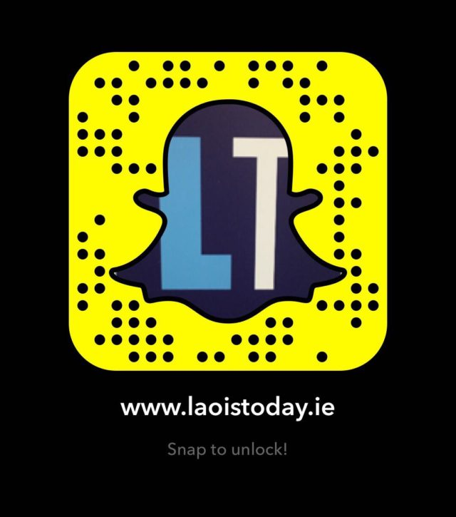 The LaoisToday top 25 list of Laois Snapchatters is here!