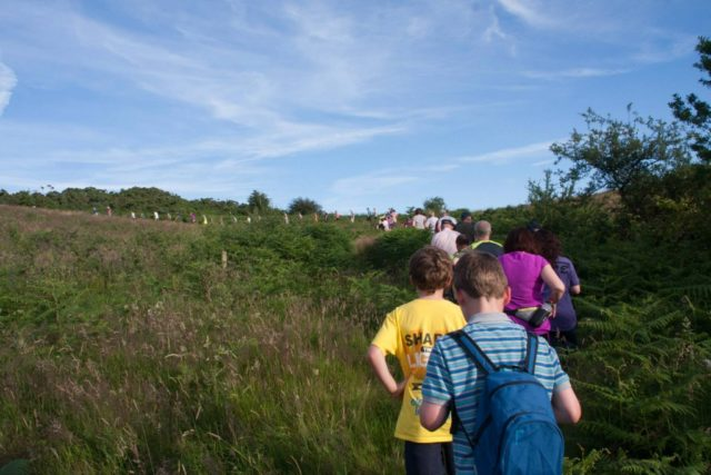 The Laois Walks Festival, which runs for the month of July, gets underway this weekend