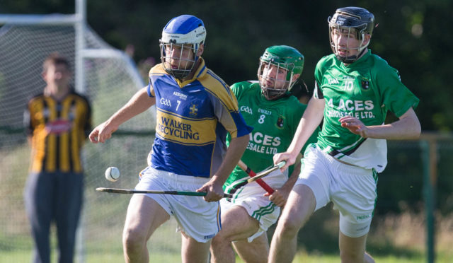 Colt began life with Clonad by beating Shanahoe Gaels this evening