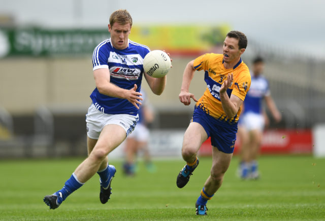 Donie Kingston has returned to the Laois senior football panel