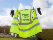 Portarlington Tidy Towns have made the decision