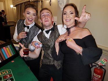 The Casino Night was a vital fundraiser for Barrowhouse GAA Club