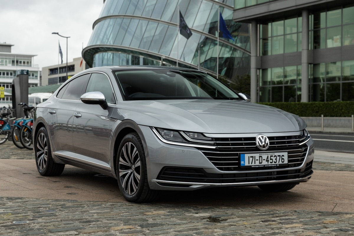 bob flavin this new arteon is paving the way for volkswagen laois today. Black Bedroom Furniture Sets. Home Design Ideas