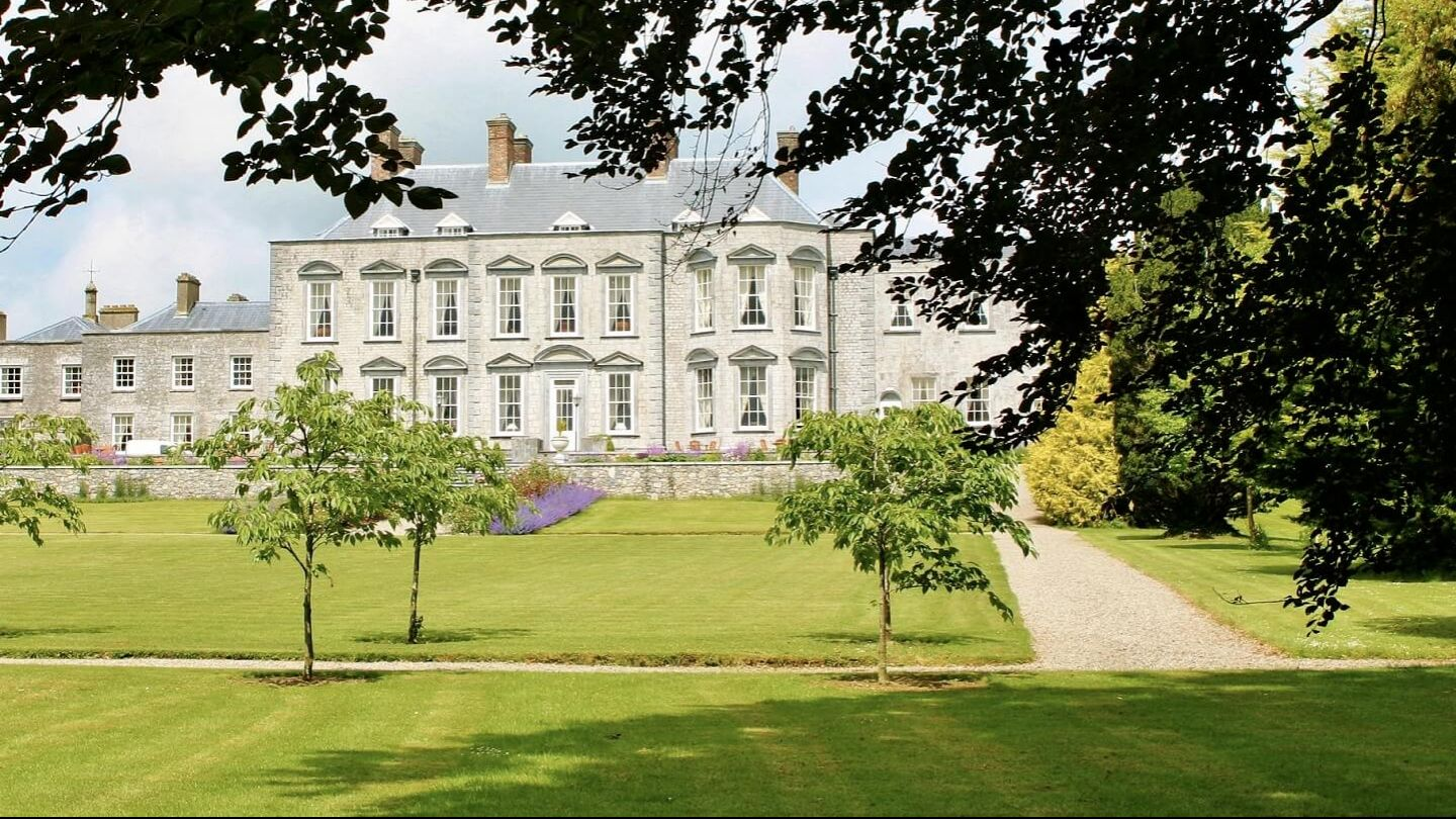 Real Weddings Castle Durrow: Extension Planned For Castle Durrow