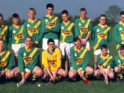 The Clonad team who defeated Abbeyleix