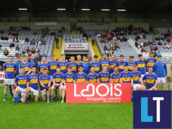 The O'Dempsey's team who played St Joseph's in the ACFL Division 1A final this evening
