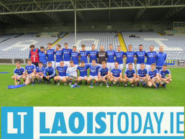 Mountmellick Gaels were relegated from the SFC last weekend but they may now be thrown a lifeline