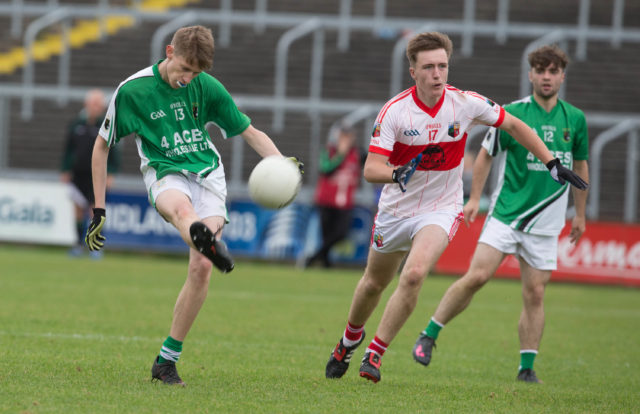 Sean Moore was excellent for Ballyfin this afternoon