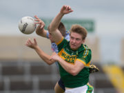 Alan Farrell was immense for Ballylinan this evening as they beat St Joseph's