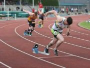 Jamie Pender will be sprinting in Italy in a few weeks time