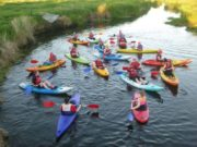 The Woodenbridge Paddlers are launching a World Record attempt