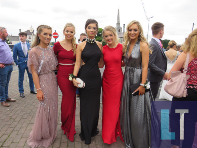 All the style from the Scoil Chriost Ri debs