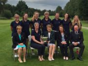 The Leinster team which won the Interprovincials