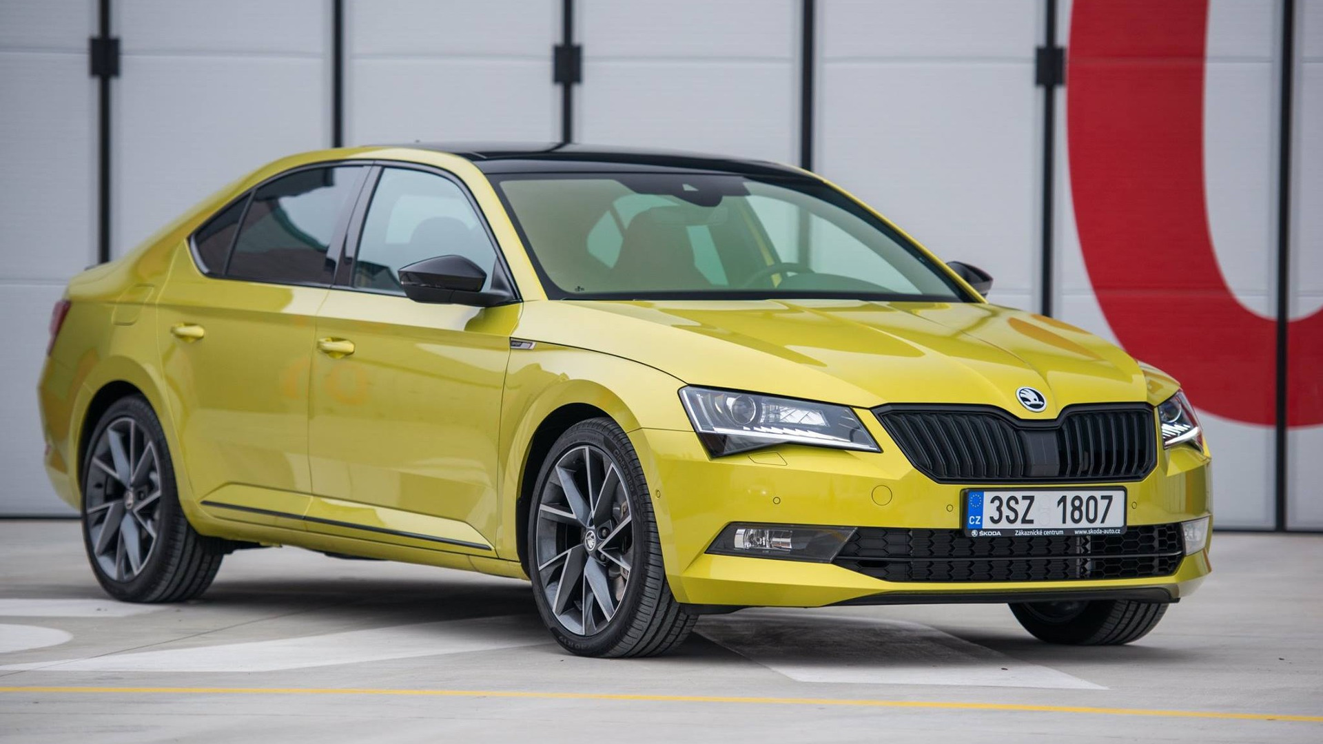 The Skoda Superb Is A Great Drive According To Our Man Bob