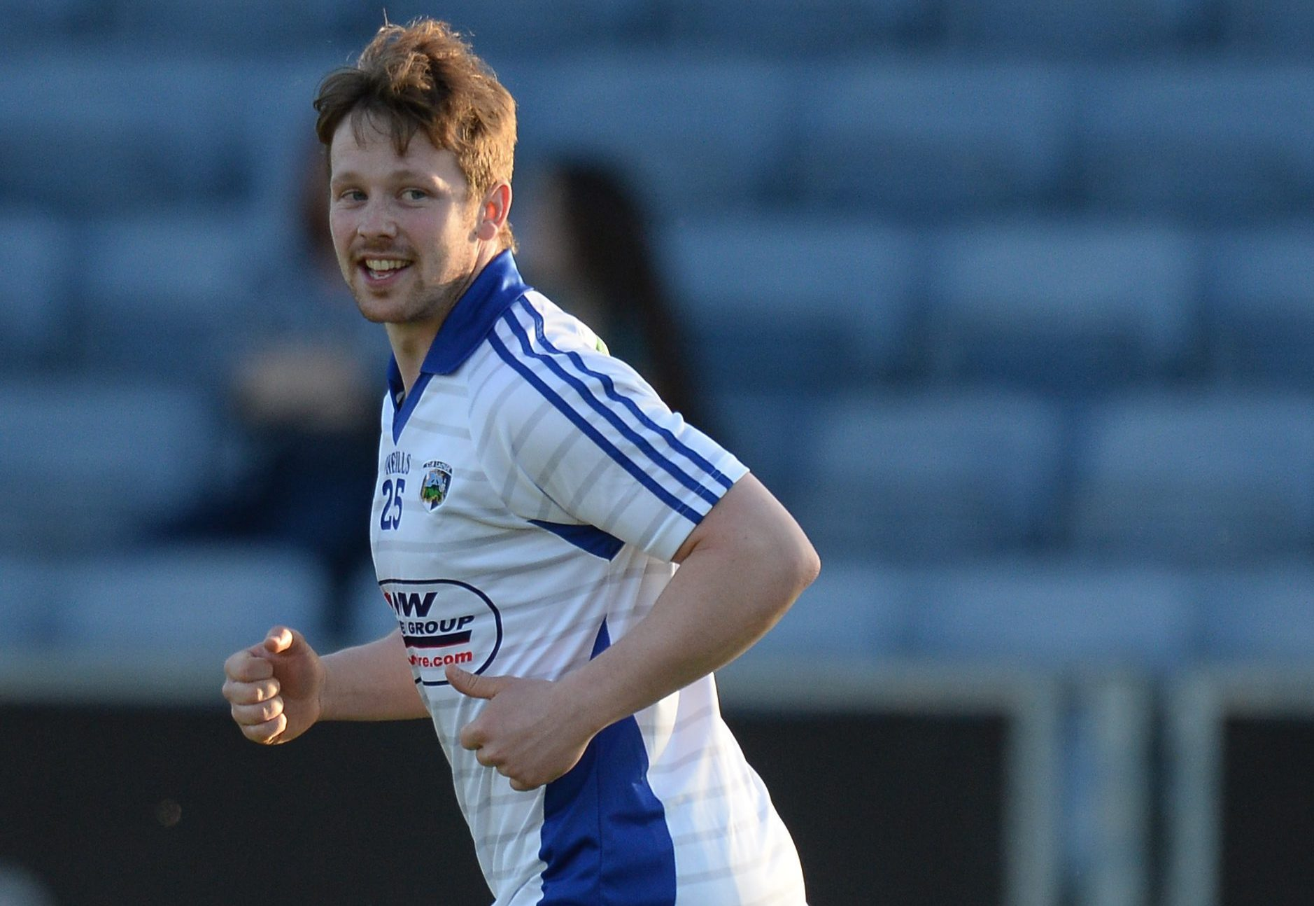 Ruairí O'Connor was in scintillating form for Timahoe tonight