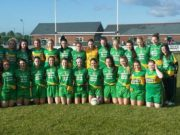 The Park-Ratheniska team which defeated Graiguecullen in the IFC this evening