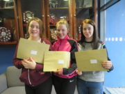 Students from Mountrath CS proud as punch with their Leaving Cert results