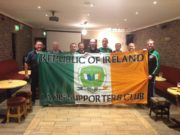 Members of the Laois RISSC who are planning their next trip