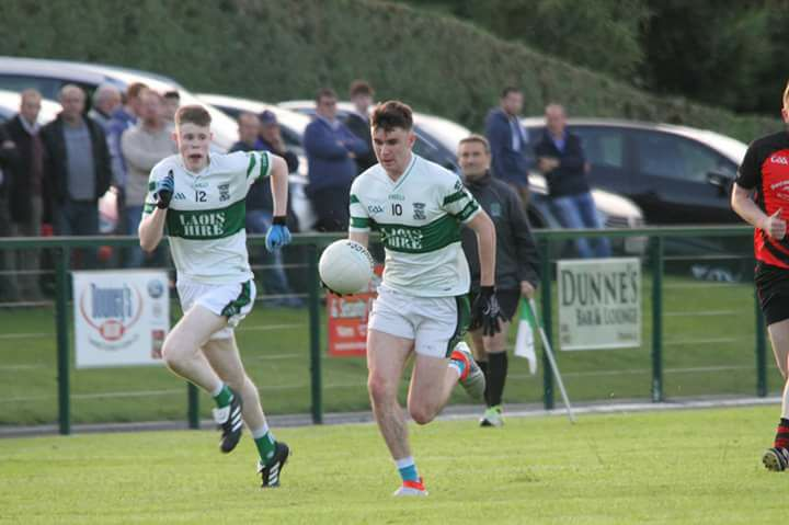 Ronan McEvoy features on our Team of the Week
