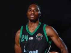 Portlaoise Panthers new signing Tim Stewart is raring to go