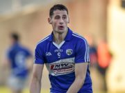 James Finn of Ballyfin Gaels is the subject of our My Club and I piece today