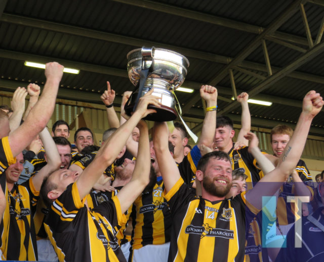 Jack Nolan says it is amazing that nobody from Camross played against Offaly