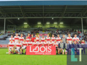 The Emo team which took on Portlaoise last week in the drawn IFC final