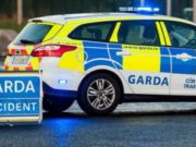 Gardaí are on the scene following the incident