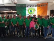 The Laois RISSC were enjoyed their first group trip last night