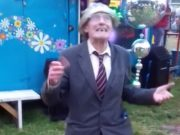 Age is only a number - as this Stradbally man proves