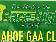 Timahoe GAA are holding a Race Night
