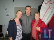 Oisin McConville spoke at Barrowhouse GAA recently