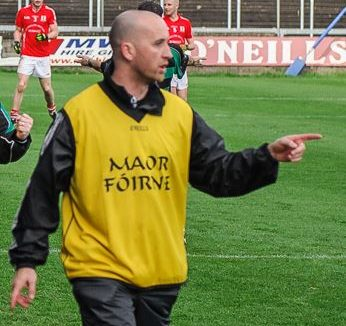New Laois U-17 Football manager Donnacha Phelan