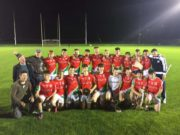 The Clonaslee-St Manman's team who won the U-17 B HC last week