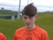 Colin Conroy has been selected on the Republic of Ireland U-15 squad
