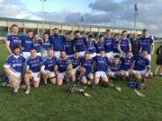 The Mountmellick team who won the ACHL Division 3 title today