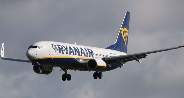 This Laois mother has recalled the terrifying Ryanair flight she was on Sunday