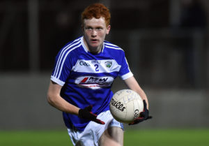 James Kelly held his nerve to point for St Josephs right at the end