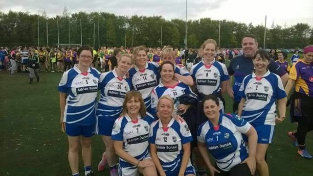 The St Conleth's GFMs and Others team
